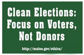 Support Maine Clean Elections